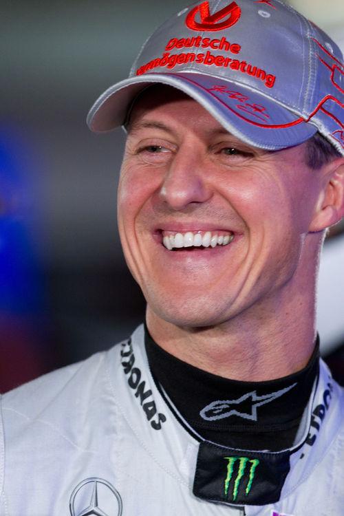 Michael Schumachers Zustand ist stabil und nicht mehr kritisch