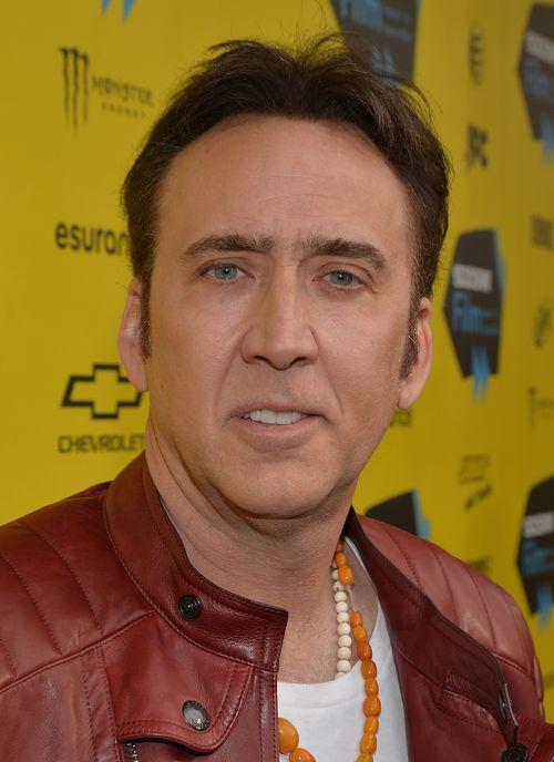 Nicolas Cage isst anscheinend Billig-Essen