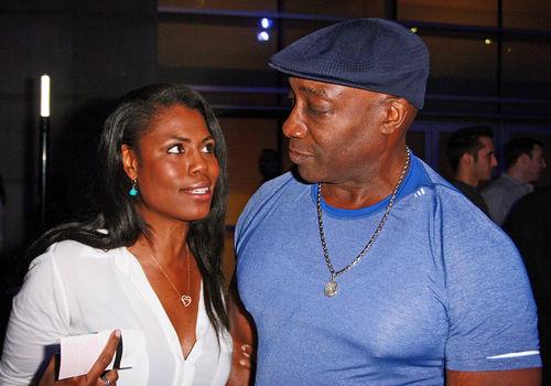 Omarosa Manigault und Michael Clarke Duncan wollten heiraten