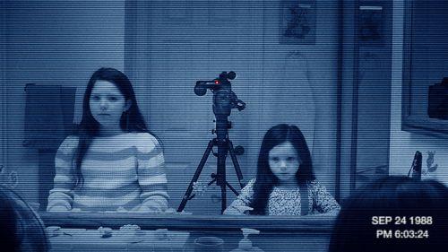 Paranormal Activity 3 lehrt uns ab nächster Woche erneut das Gruseln