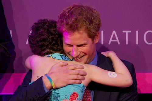 Prinz Harry bei seinem 1. offiziellen Auftritt seit seinem Nackt-Skandal: Er kam zu den WellChild Awards