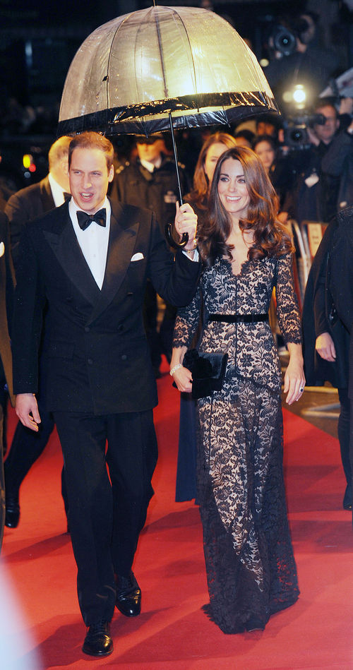 Prinz William und Herzogin Kate freuen sich auf eine eigene Familie