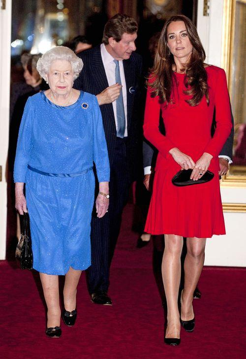 Queen Elizabeth II. fordert, dass Herzogin Kate sich wieder ihren royalen Pflichten widmet