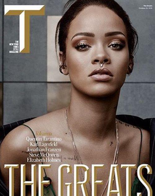 Rihanna spricht über ihre große Unsicherheit, nicht nur auf der Bühne, auch im Bett hat sie die