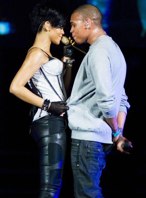 Chris Brown will mit Rihanna bei den Grammys auftreten
