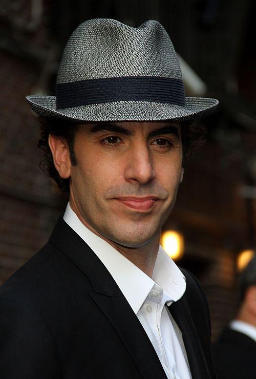sacha baron cohen traegt ei    Sacha Baron Cohen