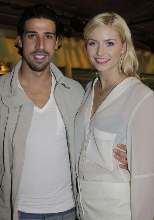 Sami Khedira und Lena Gercke wollen heiraten