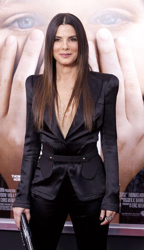Sandra Bullock soll frisch verliebt sein