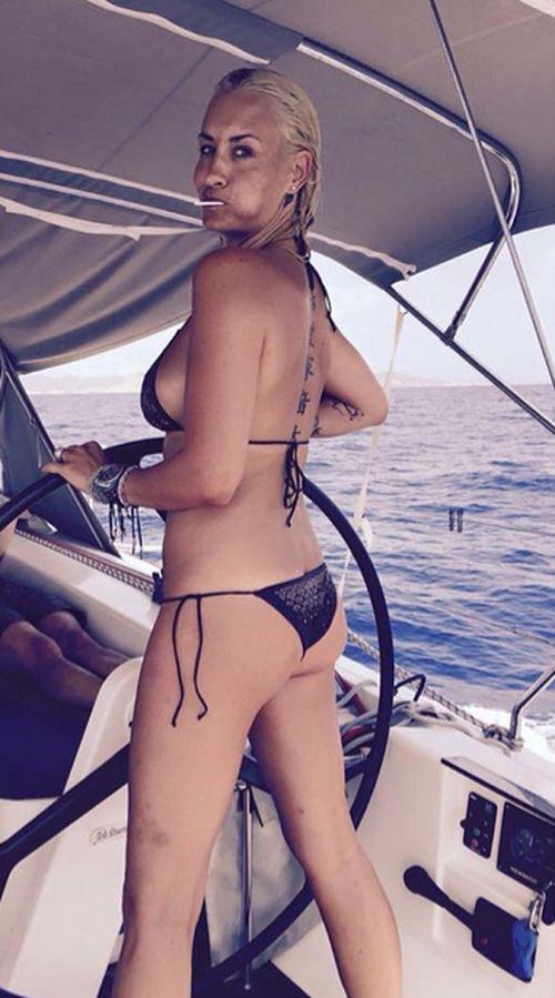 Sarah Connor zeigt sich mega sexy