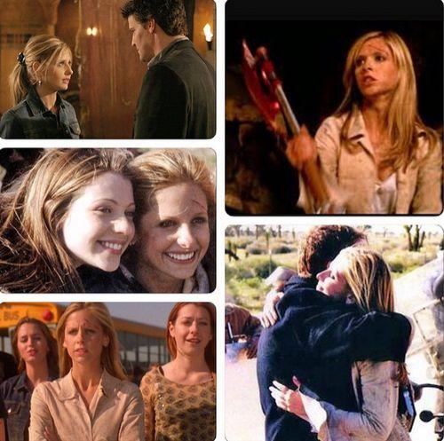 """Sarah Michelle Gellars erinnert sich an ihre Zeit als """"Buffy"""""""