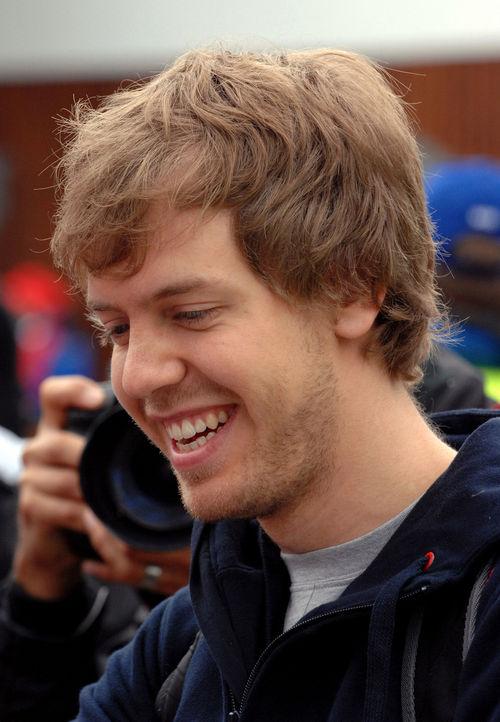Sebastian Vettel ist zum zweiten Mal Formale 1-Weltmeister