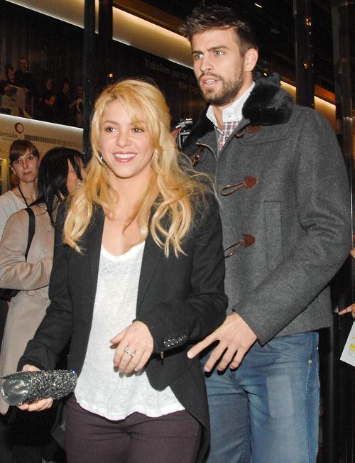 Shakira und Gerard Piqué zeigen sich verliebt wie am ersten Tag