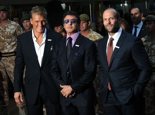 "Am 30. August 2012 kommt ""The Expendables 2"" in die deutschen Kinos"