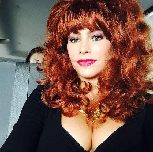 Sofia Vergara verkleidete sich als Peggy Bundy