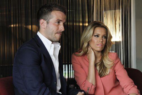 Sylvie van der Vaart wird ihren Rafael während der EM nur wenig zu Gesicht bekommen