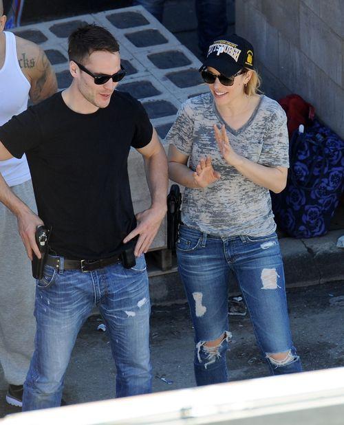 Taylor Kitsch und Rachel McAdams sind ein Paar