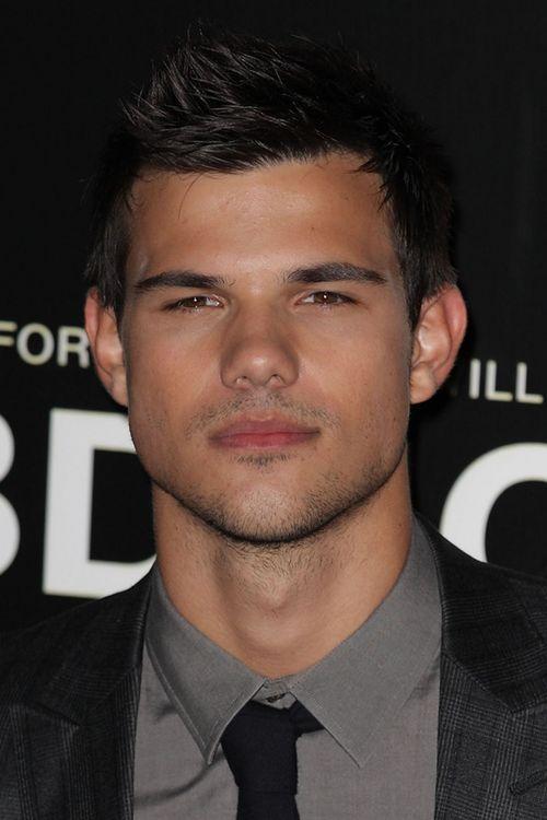 Taylor Lautner, Breaking Dawn - Taylor Lautner hat auch beim Breaking Dawn-Schauen geheult