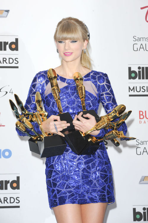 Taylor Swift war die groe Gewinnerin bei den Billboard Music Awards 2013