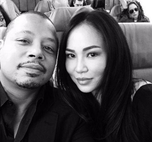 Terrence Howard leugnet die Gerüchte um eine angebliche Scheidung von ihrer Frau