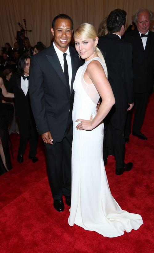 Tiger Woods und Lindsey Vonn haben sich getrennt