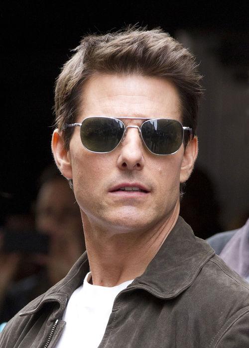 Tom Cruise verhielt sich während der Trennung erstaunlich ruhig