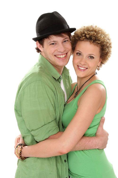 Joy und Patrick haben geheiratet