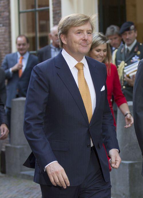 König Willem-Alexander bekommt eine Gehaltserhöhung
