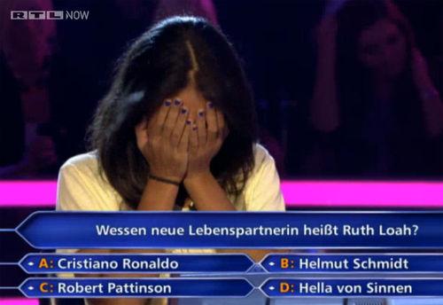 """""""Wer wird Millionär""""-Kandidatin Mira Brinkmann hatte es nicht leicht"""