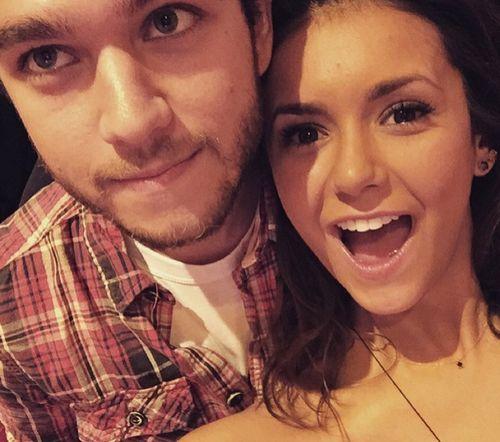 Zedd und Nina Dobrev scheinen sich bestens zu verstehen
