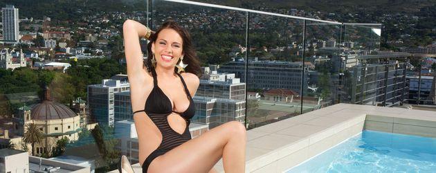 Bachelor: Sarah im Bikini