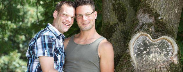 Bauer sucht Frau: Philipp & Veit ganz verliebt