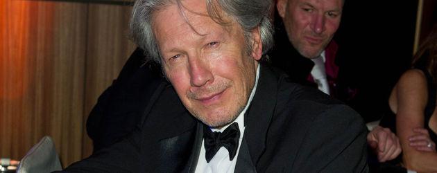 Bernd Herzsprung sitzt