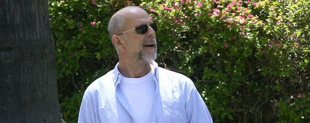 Bruce Willis in Los Angeles