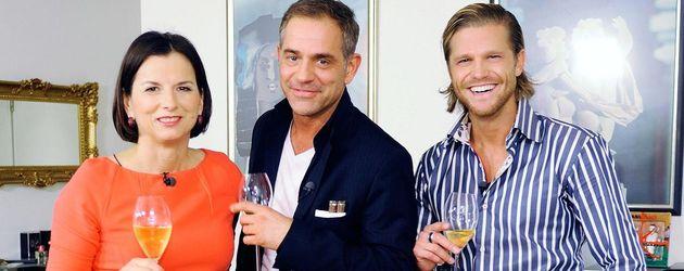 Das perfekte Promi Dinner: Paul Janke und seine Mitstreiter