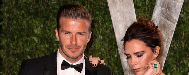 David Beckham w muszce