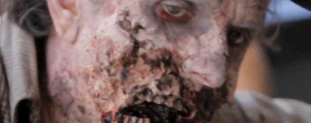 Ein Zombie in NYC
