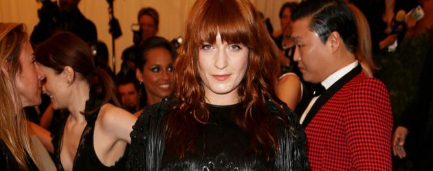 Florence Welch in Givenchy