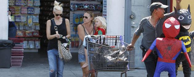 Gwen Stefani bereitet Zumas B-Day vor