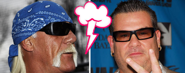 Hulk Hogan und Bubby the Love Sponge