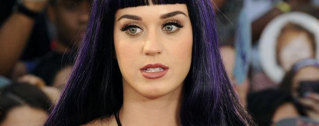 Katy Perry ganz traurig