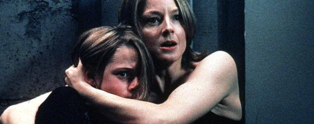 """Kristen Stewart und Jodie Foster in """"Panic Room"""""""