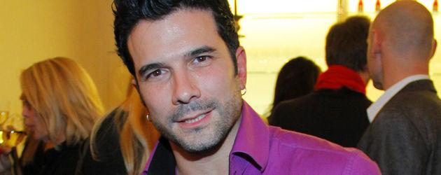 Marc Terenzi bei Tanz der Vampire Premiere