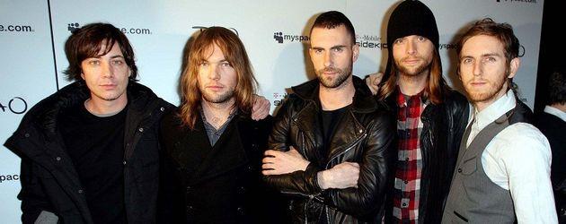 Maroon 5 posen