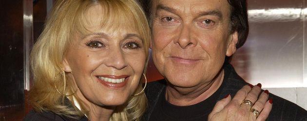 Norbert Berger und seine Frau