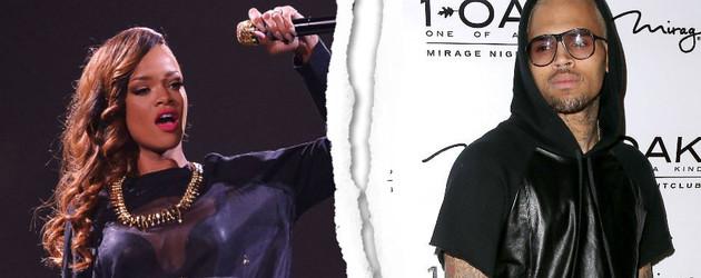 Rihanna und Chris Brown Trennung