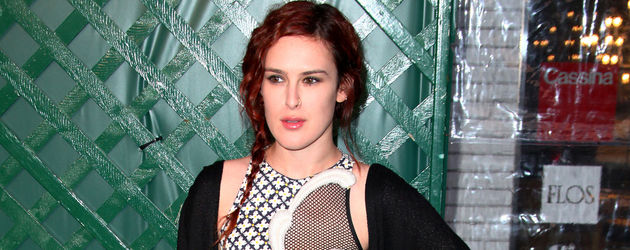 Rumer Willis im Stella McCartney-Kleid