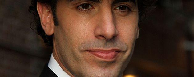 Sacha Baron Cohen trägt einen Hut