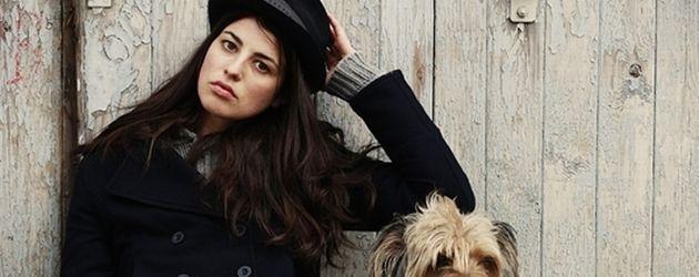 Sarah Mühlhause und Hund