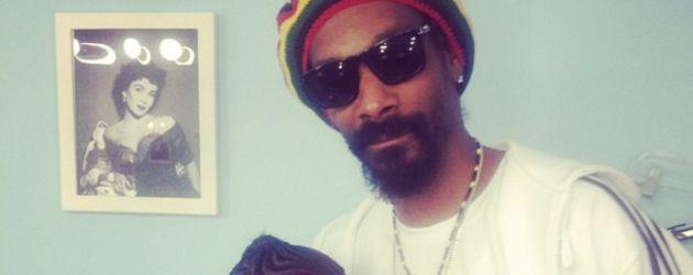 Snoop Dogg mit seiner Tochter Cori