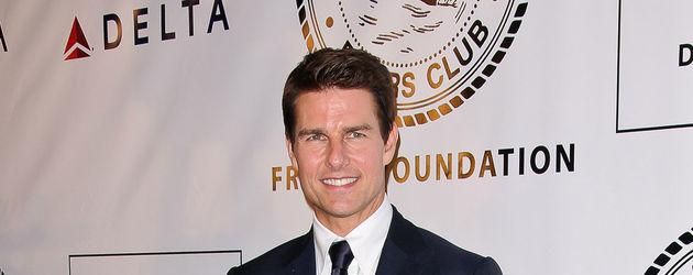 Tom Cruise mit seinem Ehering
